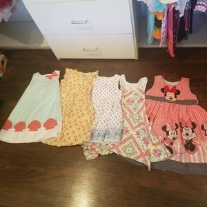 baby gap and childrens place Dresses - Girls clothing